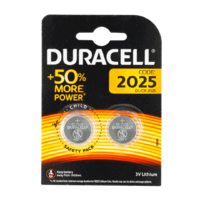 Duracell Lithium Knopfzelle 3 Volt, CR2025