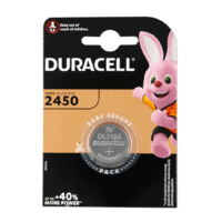 Duracell Lithium Knopfzelle 3 Volt, CR2450