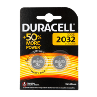 Duracell Lithium Knopfzelle 3 Volt, CR2032